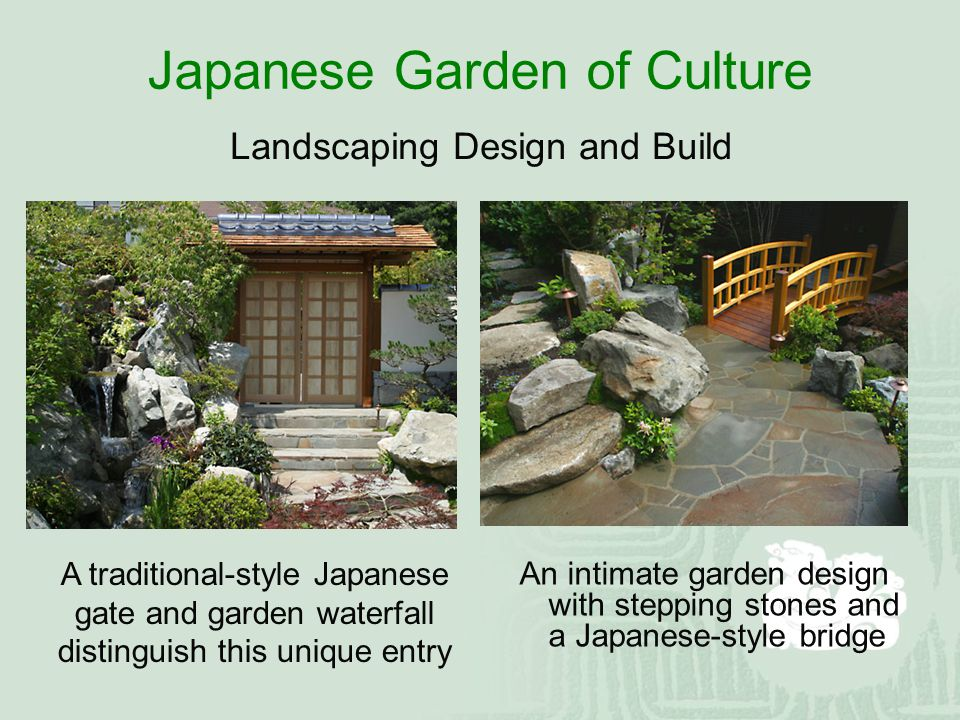 Seattle Japanese Garden Pacific Connections Garden ppt download