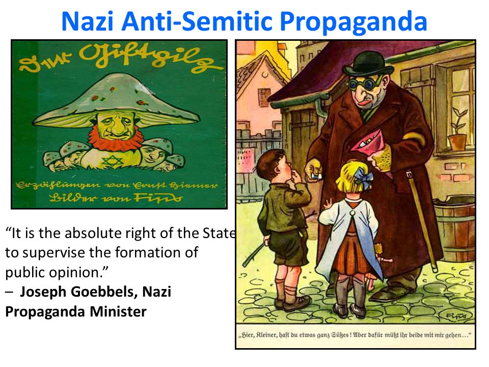 nazi anti semitic propaganda Wall - the township committee has agreed to pay $125 million to a former employee who said co-workers repeatedly made anti-semitic comments and placed nazi literature on his desk.