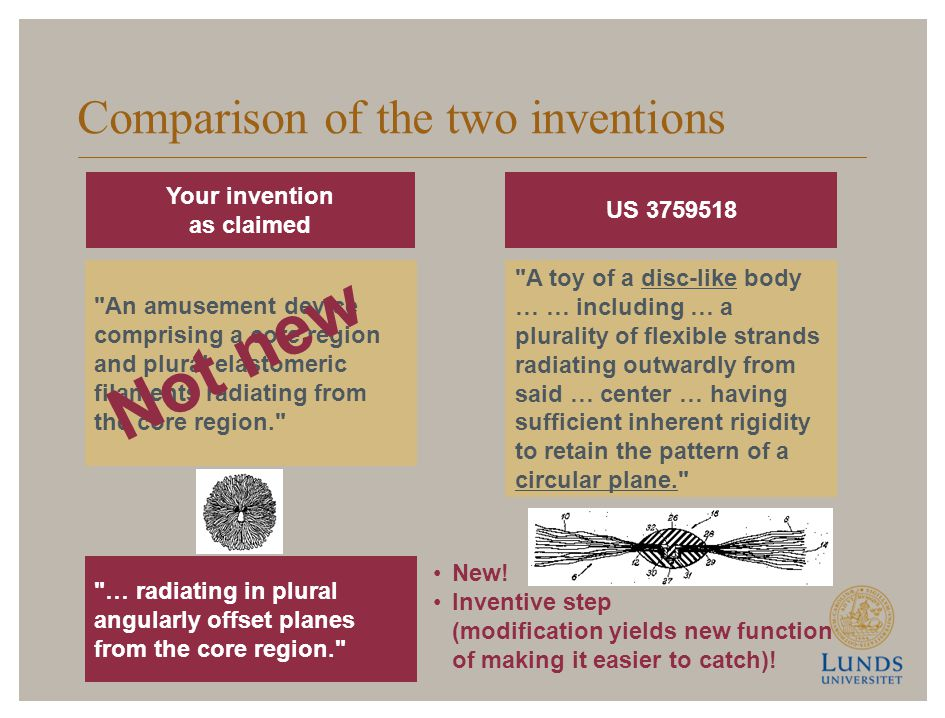 two inventions comparison What is the difference between invention and discovery - invention is creating or designing something that has not existed before discovery means first to,, now, let us explore these two words, invention and discovery, further what does invention mean invention is the noun of the verb.