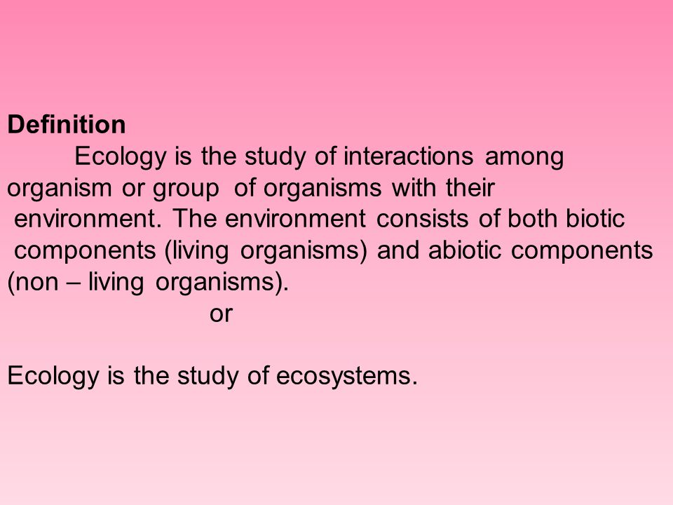 PPT - Biogeography -the study of where organisms live ...