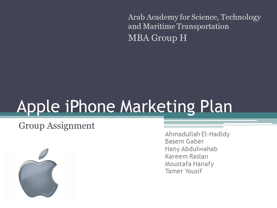 iphone marketing plan Home marketing management articles skimming price - skimming pricing strategy skimming price - skimming pricing strategy when iphone 4s was introduced in the market 4 which is done while introducing into the market a new product will involve costs in marketing, research and.
