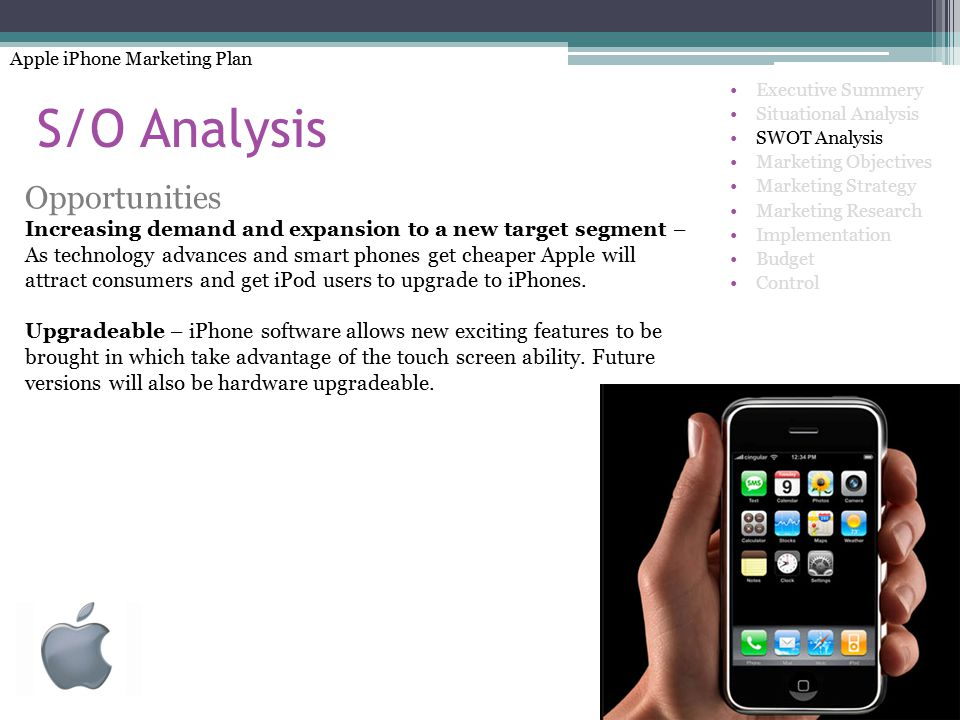 situational analysis marketing plan pdf