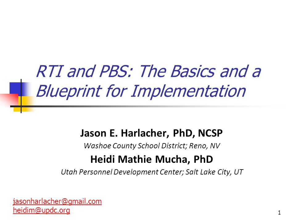 Rti and pbs the basics and a blueprint for implementation ppt rti and pbs the basics and a blueprint for implementation malvernweather Images