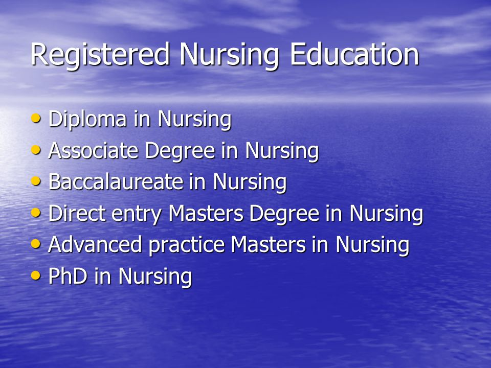 associate degree versus baccalaureate nursing Baccalaureate nurses are generally perceived as being better prepared for a wide range of nursing competencies and are seen as performing in the professional role for which they have been prepared associate degree nurses are seen as performing well in teh technical role for which they have been prepared, as well as in some leadership roles for.