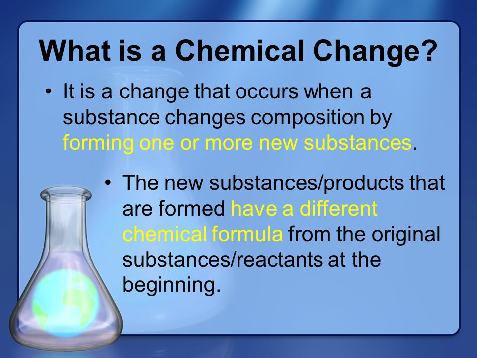 Chemical substances are any materials (in any state - solid, liquid or gas) that have a definite chemical composition. Chemical substances can therefore be either a .