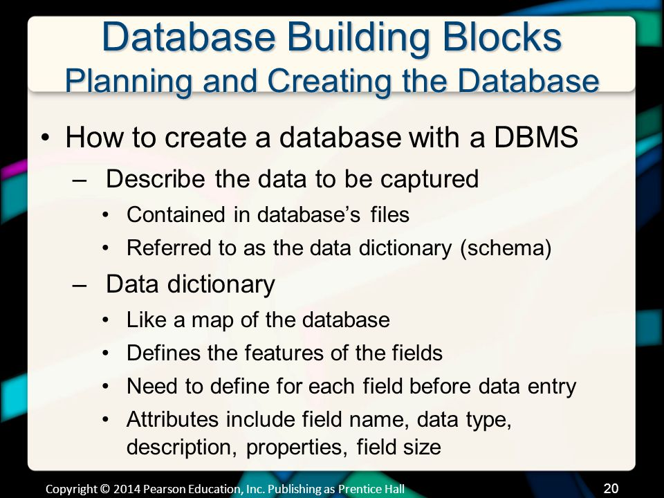 Chapter 11 Behind The Scenes Databases And Information Systems Ppt Download