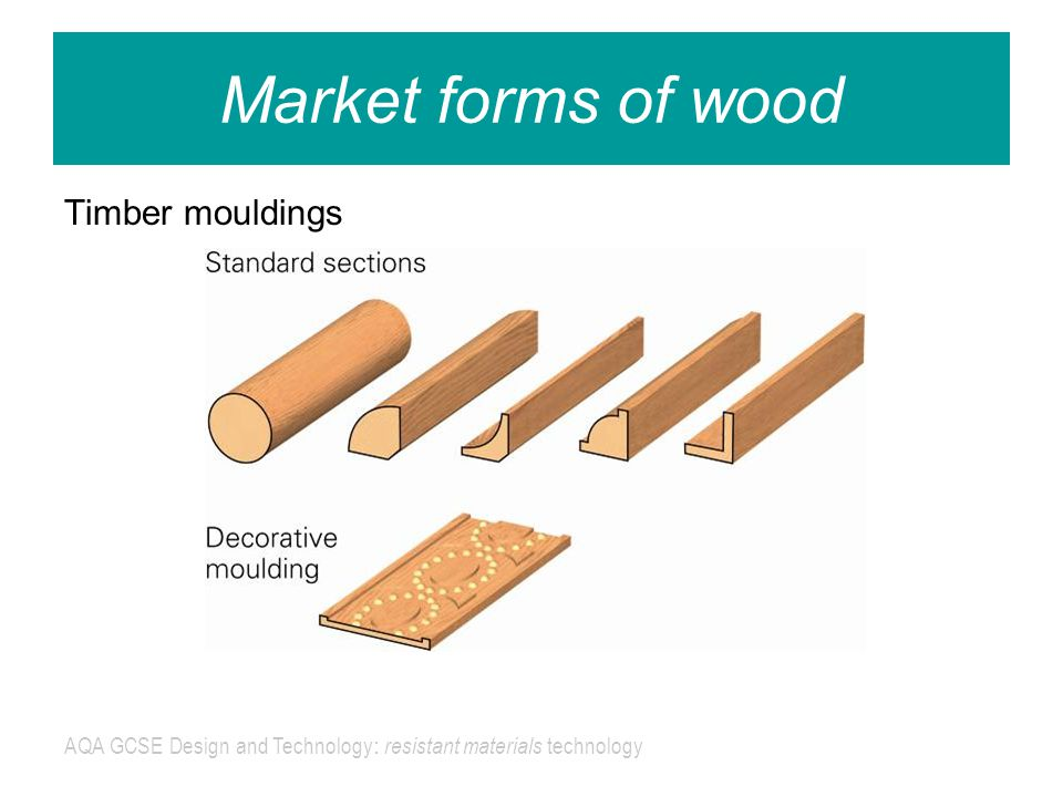 Materials Part 1 Properties Of Wood And Metals Ppt