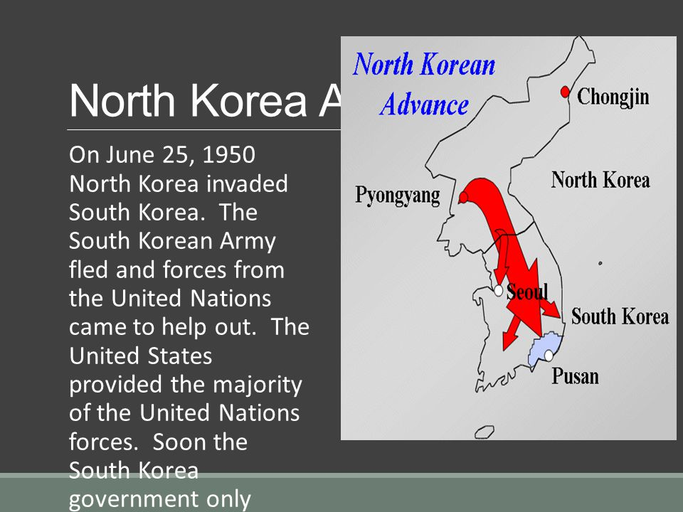 the korean war and the major role of the united nations An emerging role for the un in the north korean crisis  the approval for the visit  by the major players (the us, china, russia, japan and  of preventing war,  feltman declined to report the north korean's response to his.