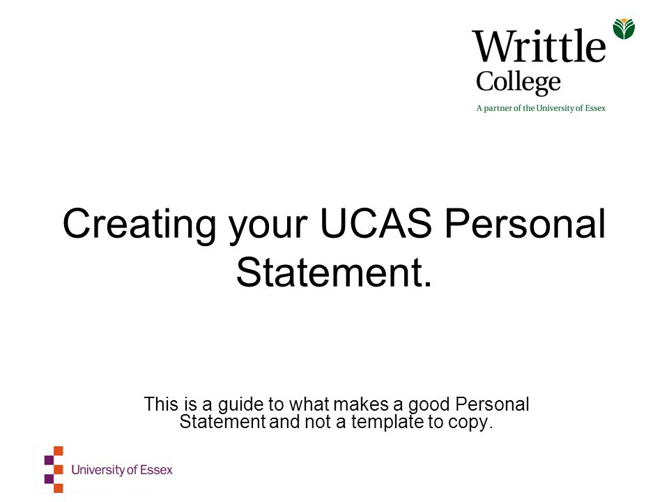 Personal Statement Example http   www personalstatementsample net