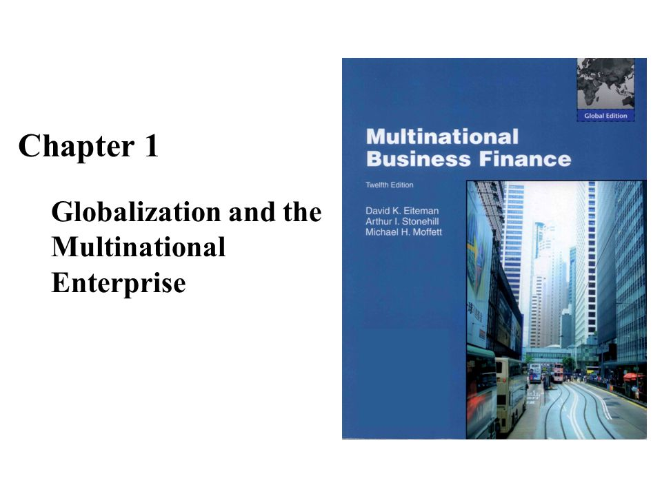 globalization and multinational enterprises