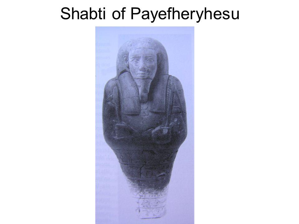 Shabti of Payefheryhesu