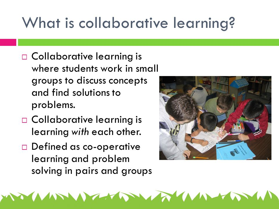 Collaborative Classroom Definition ~ Peer assistive learning ppt video online download