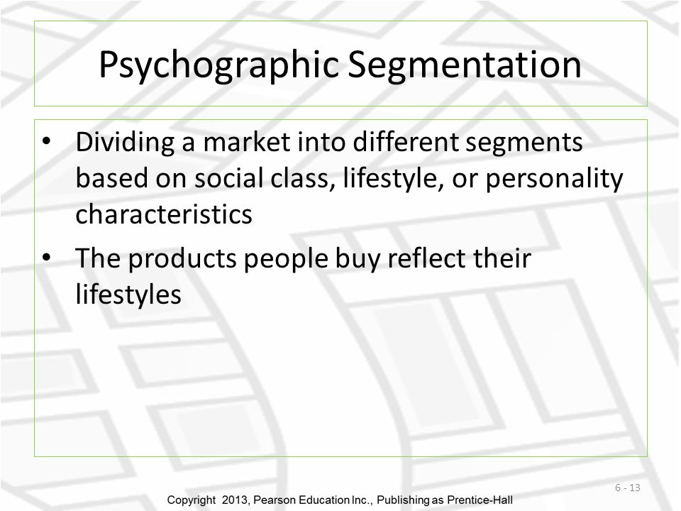 pepsi psychographic The segmenting takes place according to parameters such as demographics, geographic, psychographic and behavioral from a marketer's point of view, the lifestyle of your consumer is what needs to be taken into account.