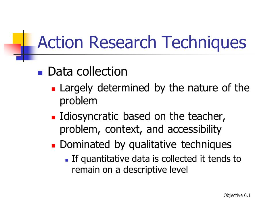 Action Research Techniques