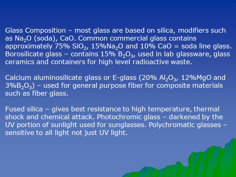 Ceramics Materials Applications Of Ceramics Refractories