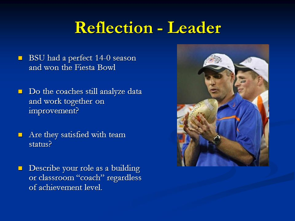 Motivational Quotes For Sports Teams: Introduction To The Boise Instructional Model