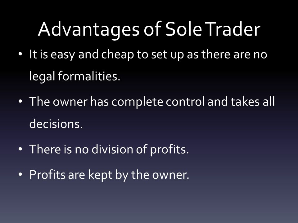 sole trader Sole trader tax - your guide to all you need to know and a full service for all your sole trader tax matters including your self employed tax rebate.