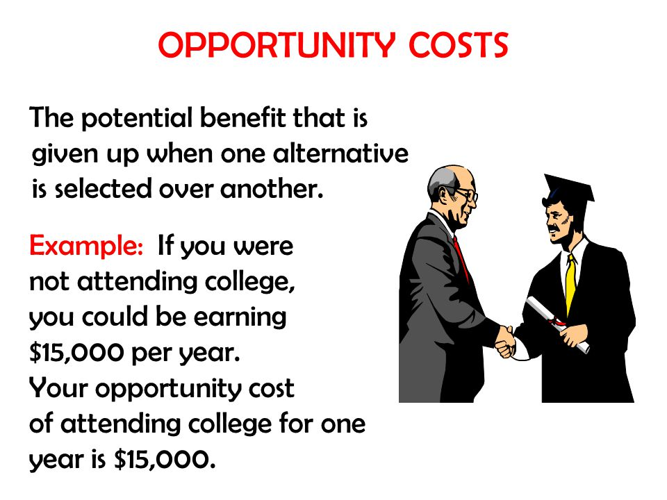 cost benefits of attending college If you turn on the news, you may hear a debate raging over the value of a college  education in the united states in fact, many have begun to question whether.