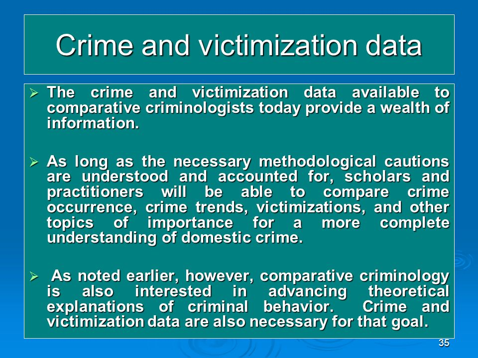 understanding the study of criminology and a look at popular criminologists Criminology, the study of crime, society's response to it, and its prevention,  including  understanding criminology: current theoretical debates by sandra .