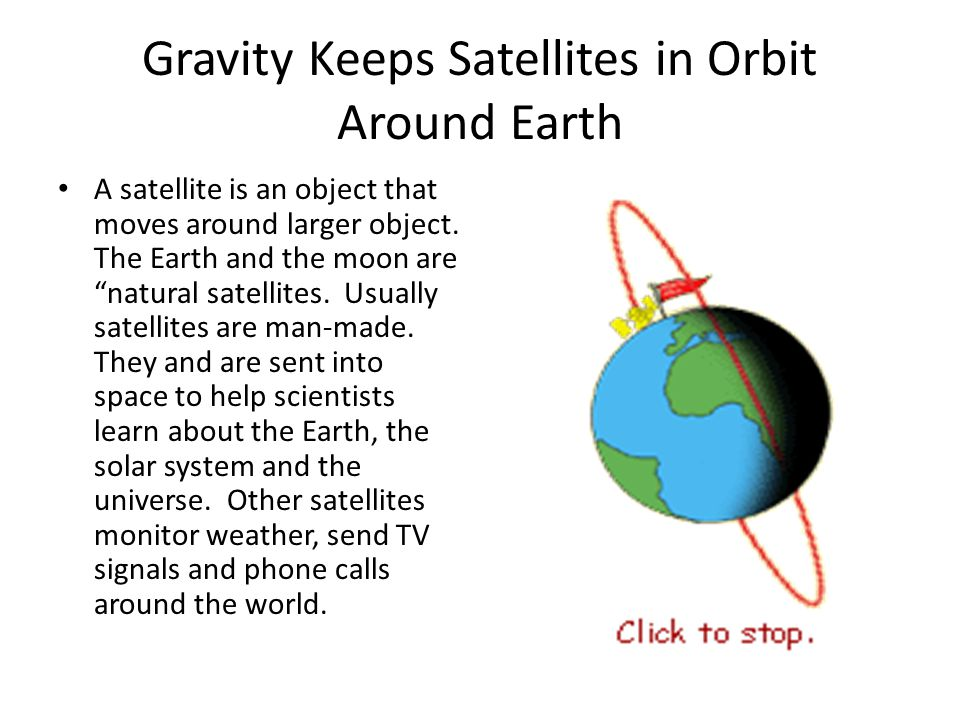 what keeps the planets and moons in orbit - photo #14