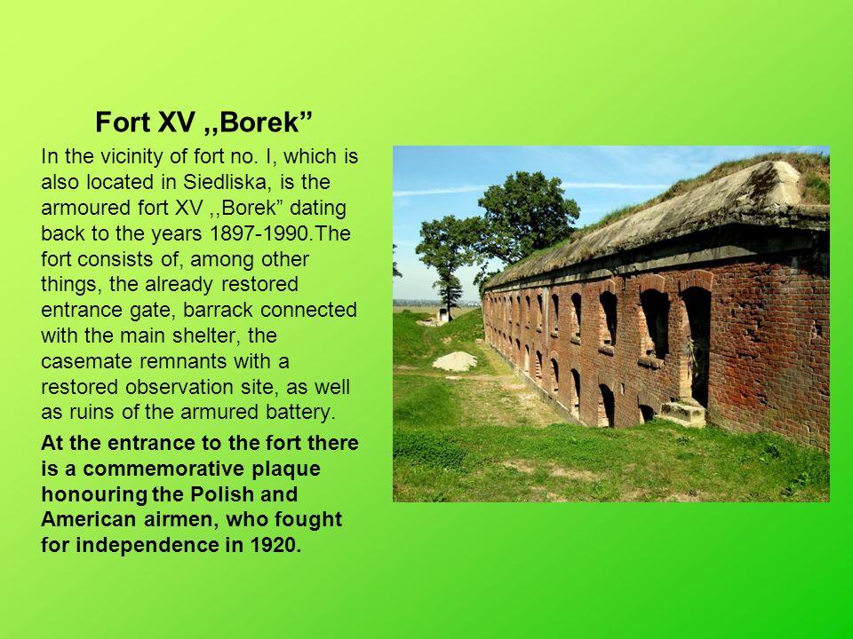 Fort XV ,,Borek