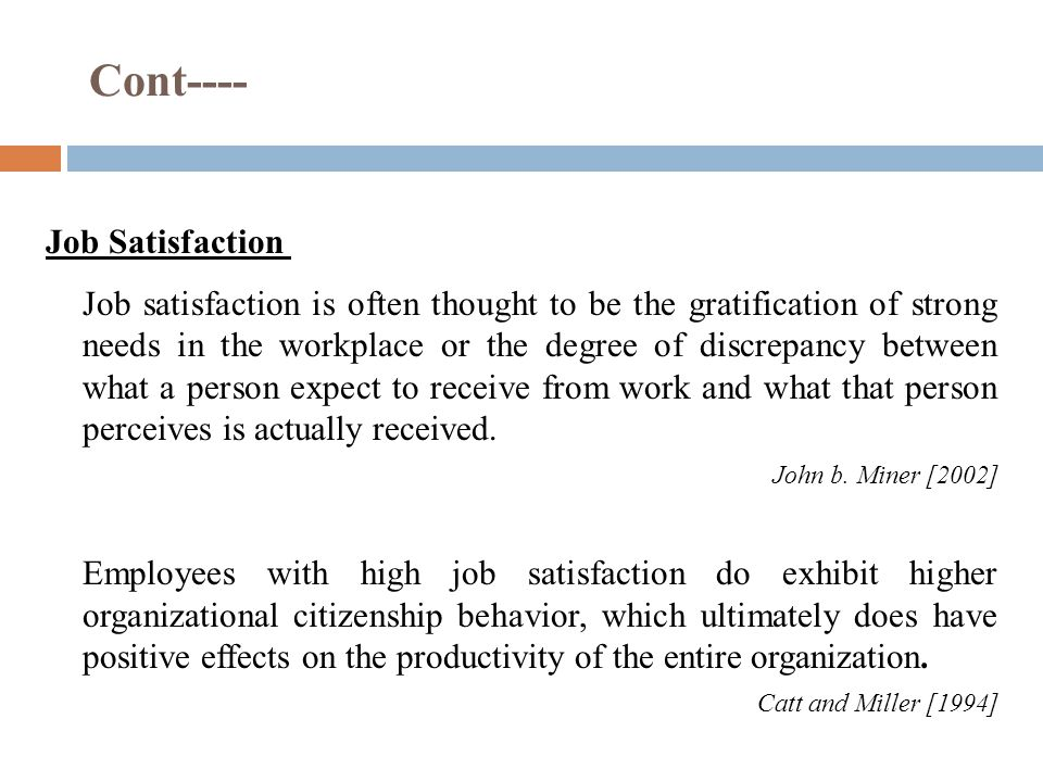 relationship between job satisfaction and productivity pdf