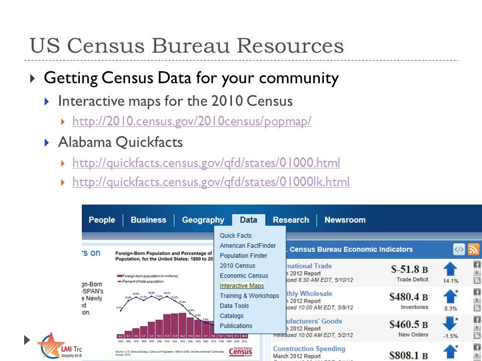 Labor Market Information For Economic Development Ppt Download - Us census buraue interactive map education