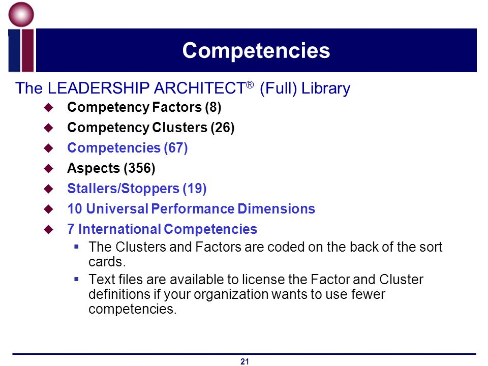 lominger competency sort cards pdf