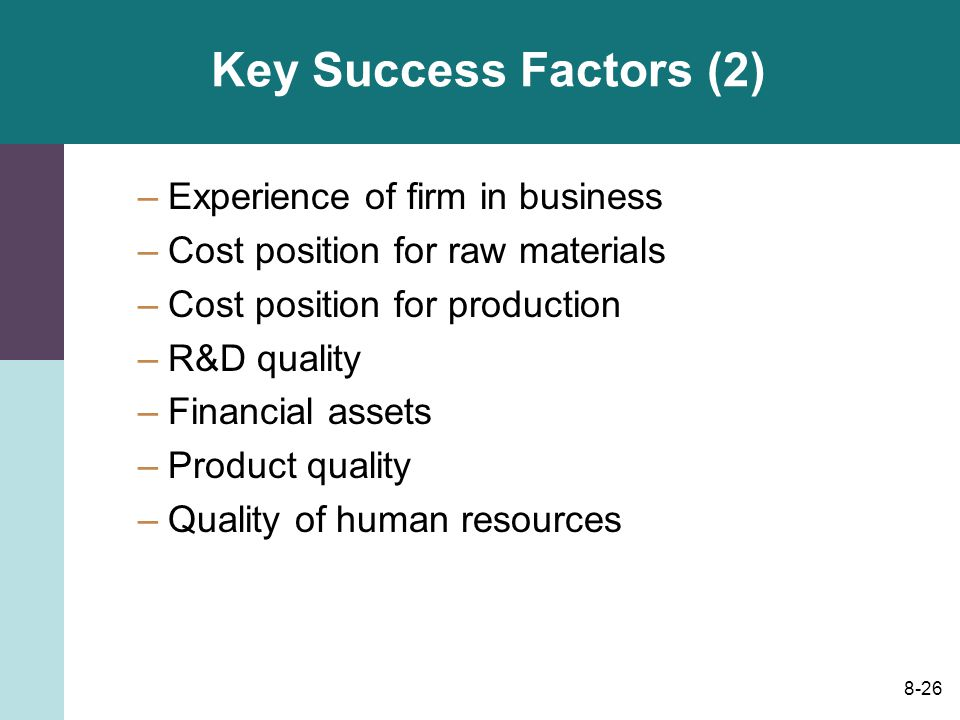 key success factors for courier industry Learn the key success factors in key success factors differ by industry different types of key success factors are more advantageous to some businesses than.