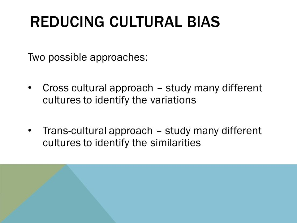 multicultural psychology differs from traditional psychology Psychology is a science dedicated to the study of behavior and mental  cross- cultural psychology explores the variations of behaviors and mental  test your  knowledge of this chapter's material by taking the different practice  c no this  statement is more consistent with the traditional behavioristic perspective.