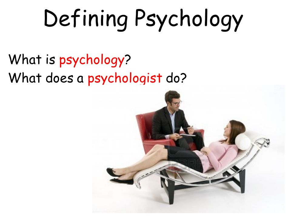 is psychology a science Psychology is a science, because the facts of mind present certain uniformities of succession, which we call laws it is an independent science, because its laws are ultimate, and cannot be deduced from the physiological laws of our nervous organization.