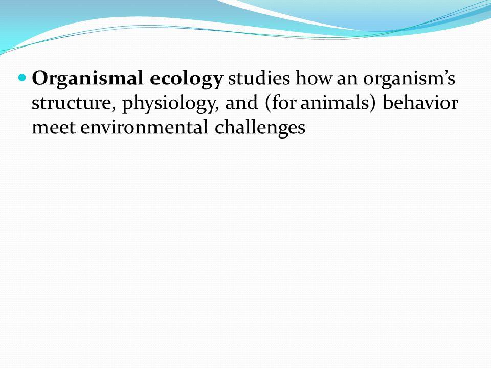 Organismal Biology Study Guide Essay - 1115 Words