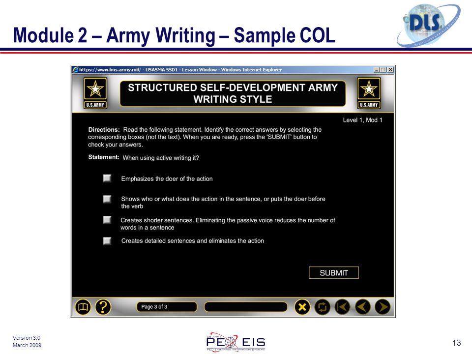 ssd2 module 2 notes Ssd2 module 2 notes essay 23331 words jun 4th, 2015 94 pages module  02 notes history of the nco evolution of the nco insignia overview the nco .
