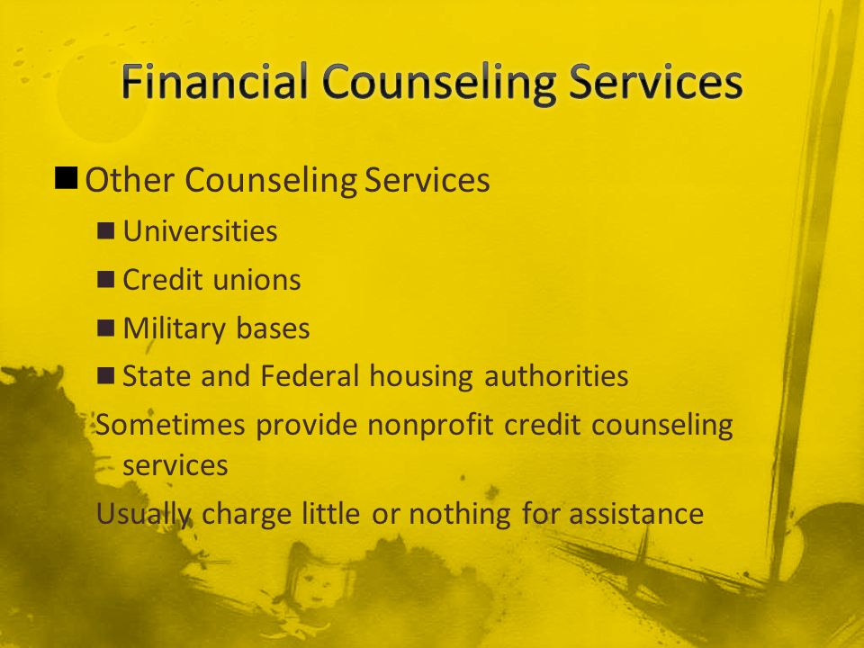 How to Receive a Credit Counseling Certificate