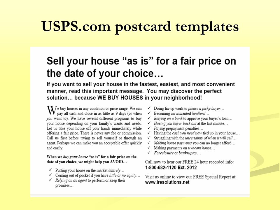 million dollar direct mail systems for buying houses ppt video online download. Black Bedroom Furniture Sets. Home Design Ideas