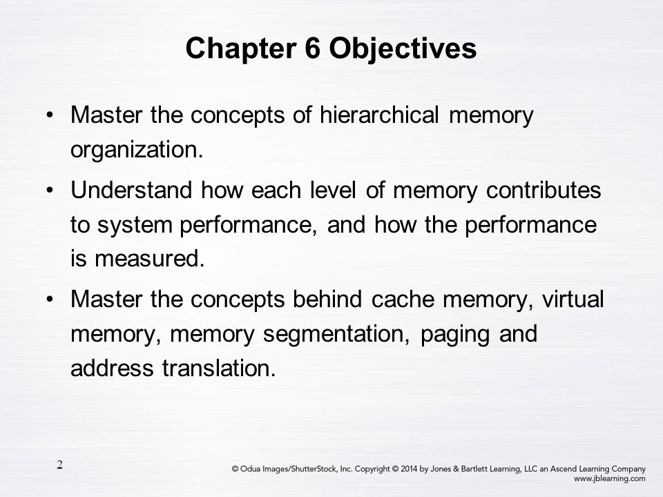 the main concepts of the organisation of memory Basic concepts of computer architecture 60 lessons, 8h 55m  (memory organization) main memory 8:09 48 (memory organization) main memory 2 8:16 49  main memory ram and rom chips typical ram chip chip select 1 chip select 2 read write 7-bit address cs1 cs2 rd wr ad 7 128 x 8 ram 8-bit data bus cs1 rd wr emo function tate of data bus.