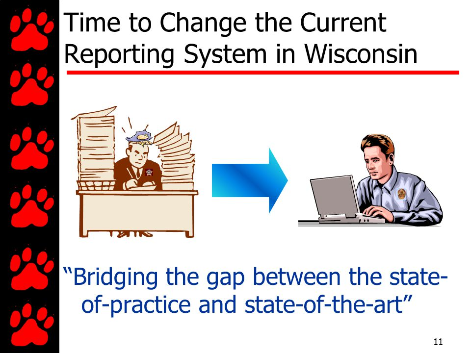 a comparison between the uniform reporting system and the national incident based reporting system Comparison and contrast of the uniform crime reports (ucr) and the national incident-based reporting system (nibrs.