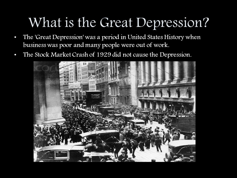 handling the great depression in united states The role of herbert hoover in the history of the united states by herbert hoover regarding great depression than that of the president of the united states.
