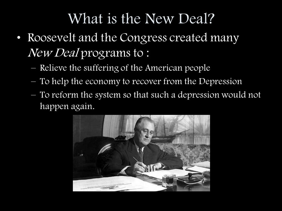 the new deal did it serve Definition of the new deal herbert hoover (1874–1964) was the us president and the republican candidate for reelection hoover (served 1929–33.