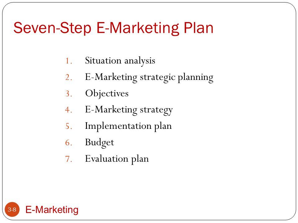 E-Marketing/6E Chapter 3 - ppt download