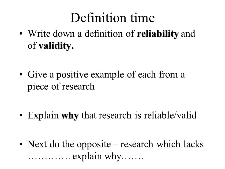 definition primary research