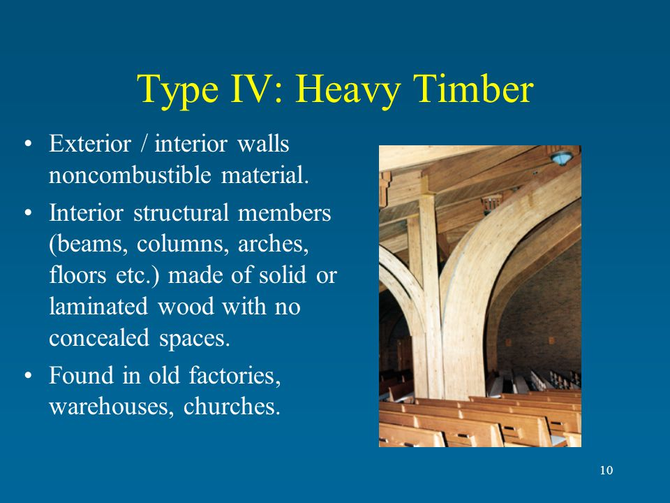5 Types Of Building Construction : Building construction ifsta chapter ppt video online