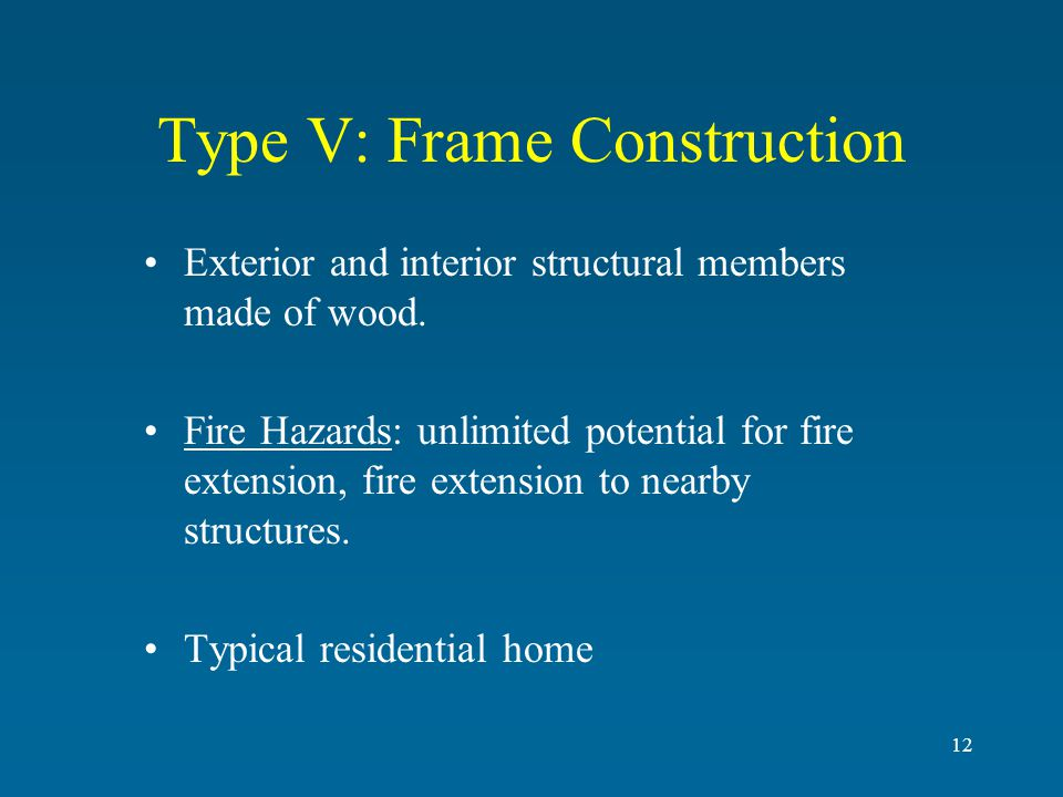 Building Construction Ifsta Chapter 3 Ppt Video Online Download