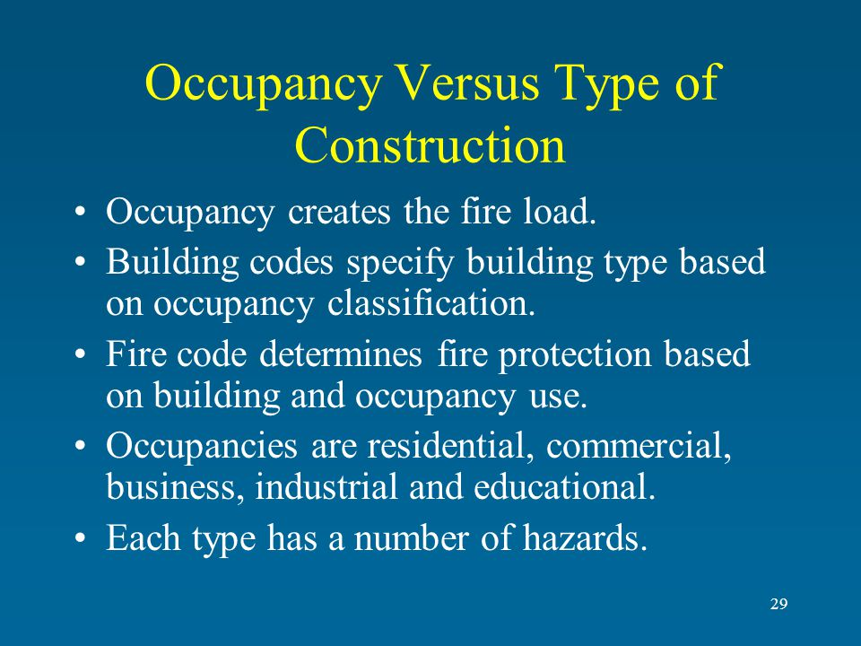 Building Construction Ifsta Chapter 3 Ppt Video Online