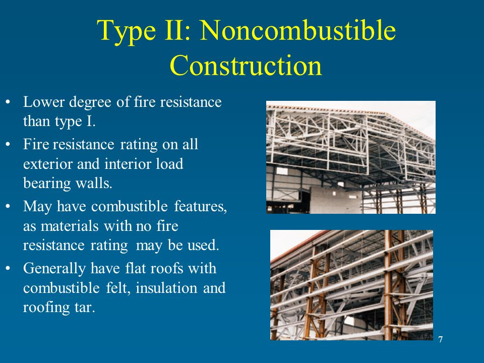 Exterior Wall Construction Types : Building construction ifsta chapter ppt video online