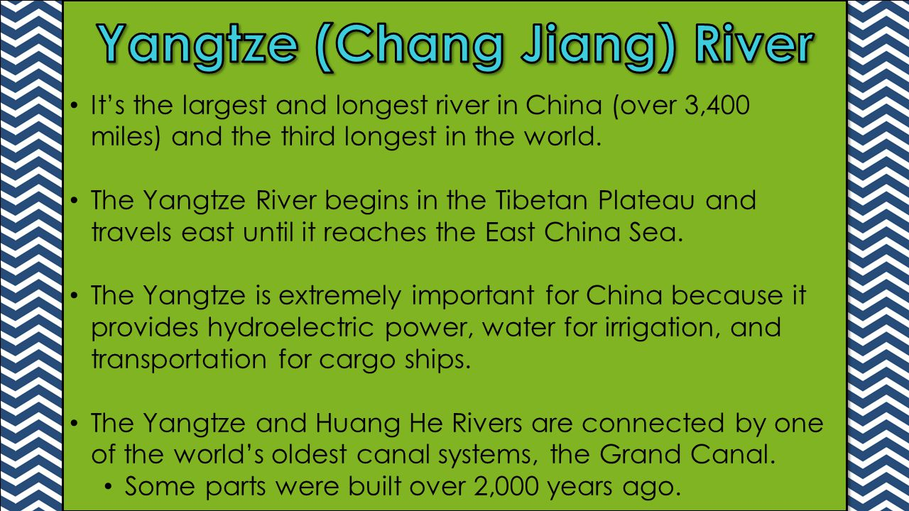 Southern Eastern Asias Geography Ppt Download - What is the third largest river in the world