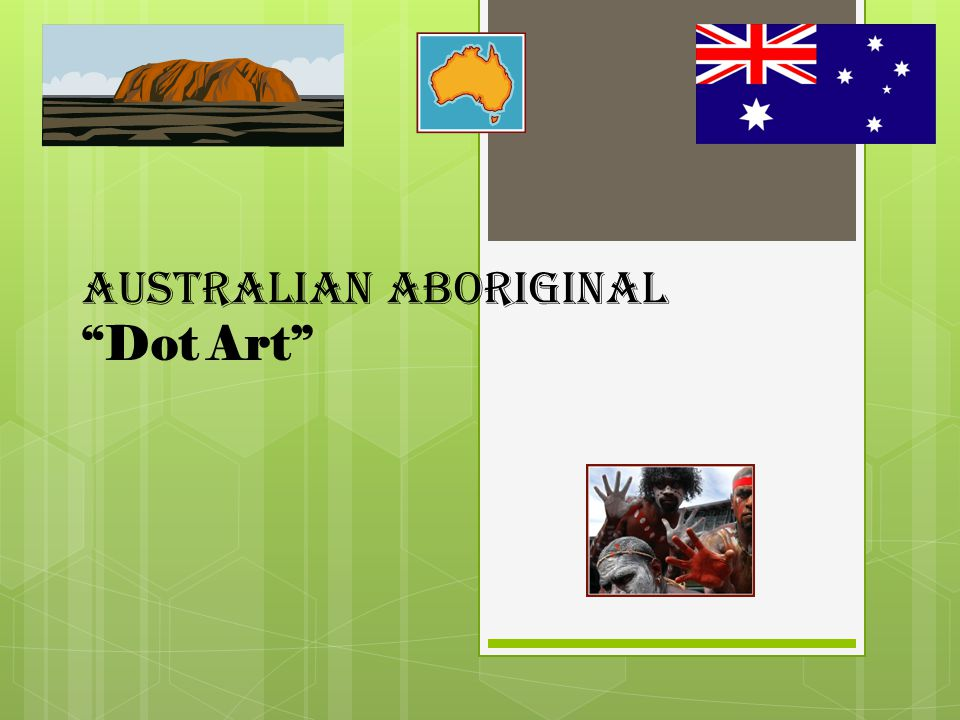 Australian Aboriginal Dot Art