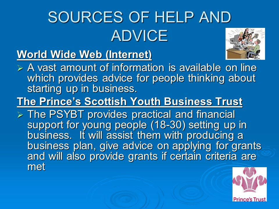 How do small businesses operate ppt download for Princess trust business plan template