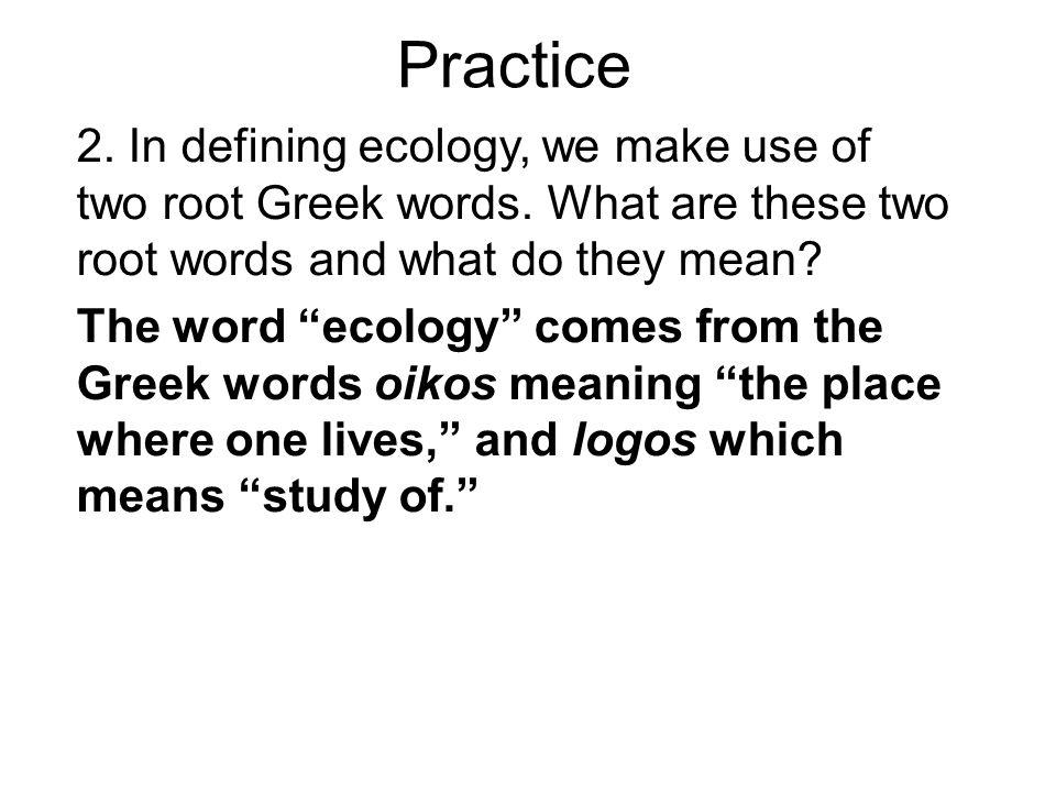 English words of Greek origin - Wikipedia