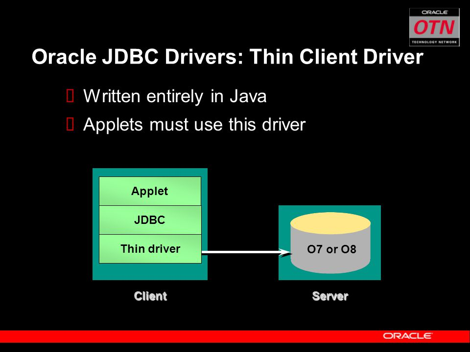 introduction to jdbc programming oracle korea